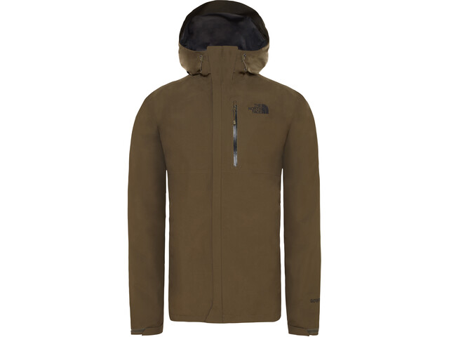 The North Face Dryzzle Jacket Herren new taupe green